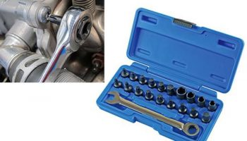 20-piece Low Profile Bit set from Laser Tools