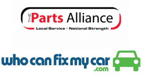 The Parts Alliance and WhoCanFixMyCar.com join forces