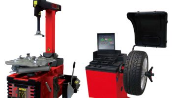 Tyre changer / balancer package offer from Corghi