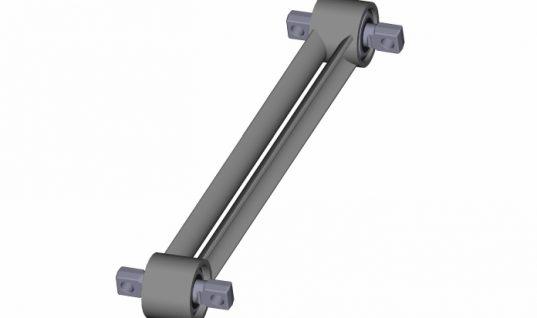 TRW unveils lightweight torsion rod