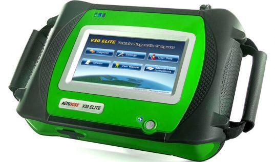 Autoboss V30 Elite – £1250 + VAT and 2 years free updates