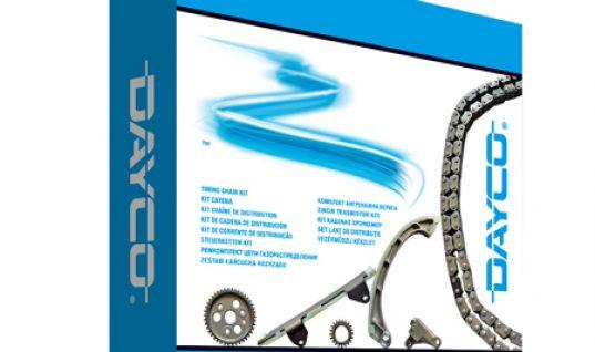 Timing chain kits join Dayco range