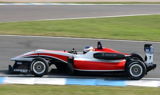 Fortec dominates F3 with the help of Millers Oils