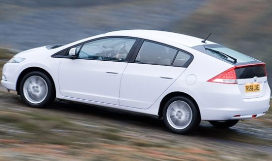 Used hybrids amongst fastest-selling used cars