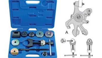 BMW 1-Series & 3-Series Suspension Bush tool