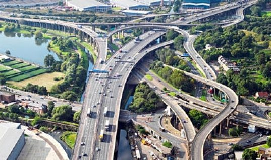Government announce £15 bn road investment