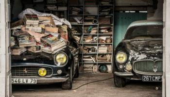 French barn find includes £10m Ferrari