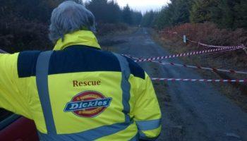 Dickies sponsor motorsport rescue team