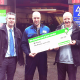 Stirling motorist wins Good Garage Scheme prize