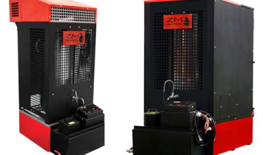 Waste Oil heaters in stock now with GSF Car Parts