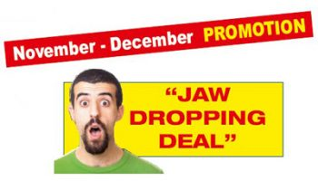 Hickleys 'Simply Amazing' deals for Dec 2014