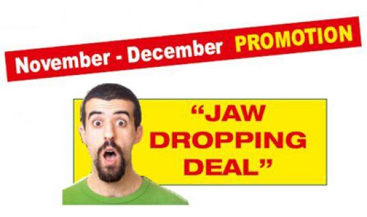 Hickleys 'Simply Amazing' deals for Dec 2014