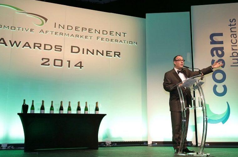 BEN raise over £11k at IAAF Awards Dinner