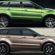 JLR threaten legal action over copy Evoque