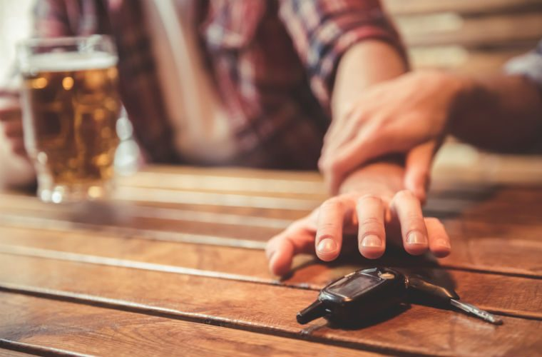 Company car drivers twice as likely to drink-drive