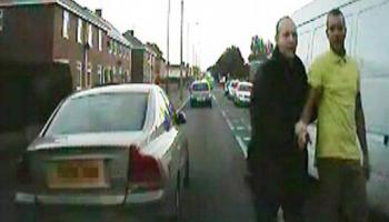 'Dog sat on accelerator' driver jailed