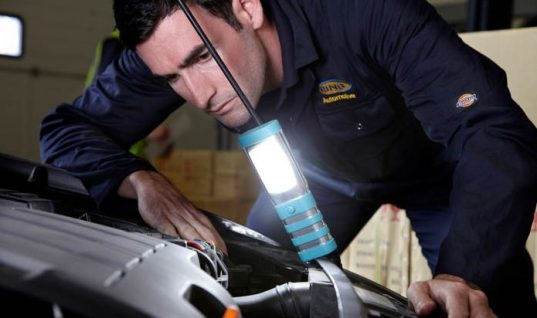 New technology for ultra bright inspection lamps