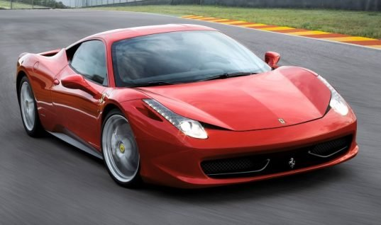 Criminal cop discovered after driving Ferrari to work