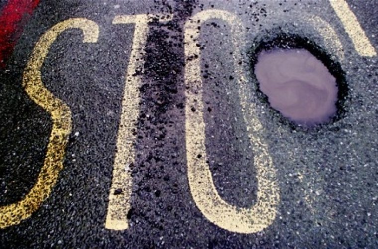Pothole claims up in 2014 but 77% rejected