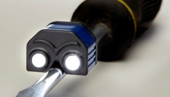 Ring tool light reaches tight spaces