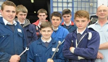 The Parts Alliance 'lift' young motor mechanics