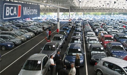 2014 saw highest-ever used car values