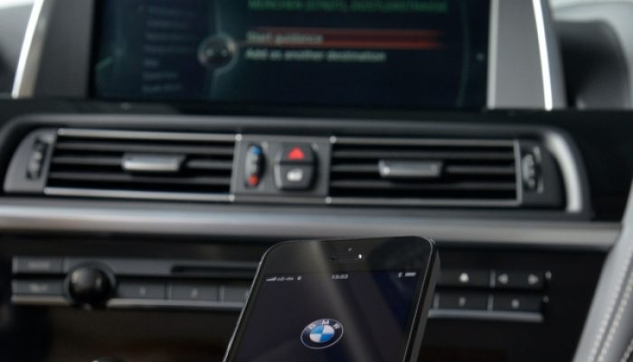 BMW fixes ConnectedDrive security flaw