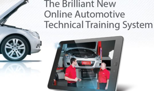 AutoMate new online technical training