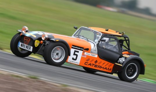 Millers Oils now official supplier for Caterham Cars