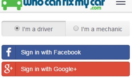 New website for WhoCanFixMyCar.com