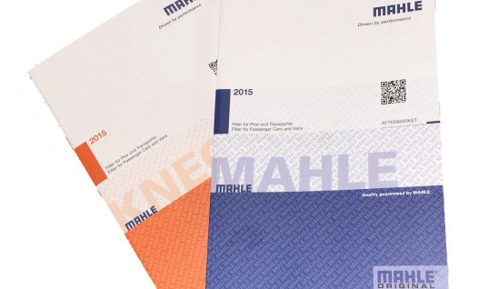 New MAHLE filtration catalogues