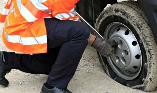 The amazing case of the disappearing spare wheel