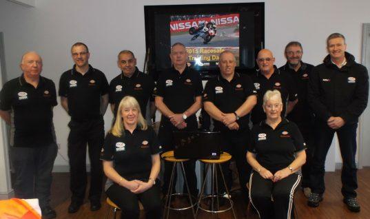 Dickies sponsor Racesafe