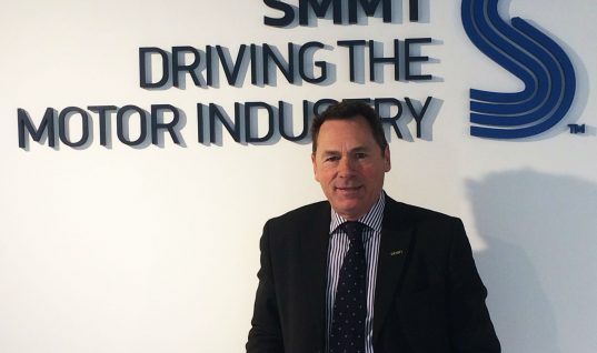 Comline Director elected to SMMT Executive Committee