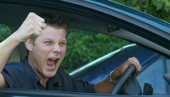 Road rage incidents up two-thirds