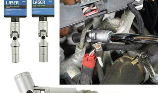 New sockets for hard to access glow plugs