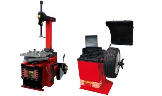 Kit out your workshop with Corghi tyre equipment for less