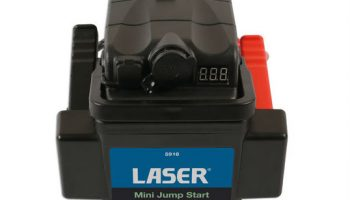 Laser Tools Mini Jump Starter Power Pack
