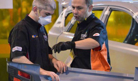 IMI revolutionise accident repair education