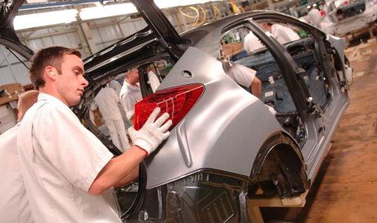 £1 billion investment for British car industry