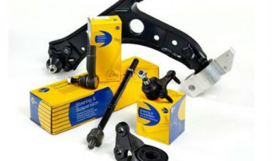 Comline steering and suspension additions
