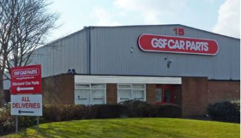 GSF Car Parts boost kerb appeal