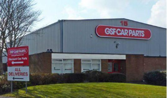 GSF Car Parts boost kerb appeal