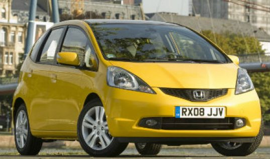 Honda named UK's most reliable car manufacturer