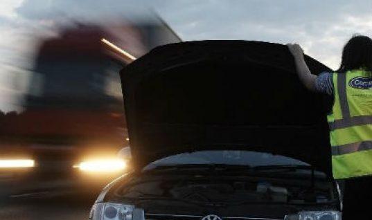 How to handle a motorway breakdown