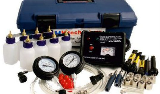 Portable common rail diesel test kit from Hickleys