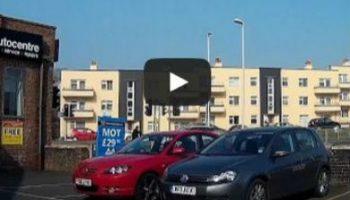 Video: Halfords Autocentre employee Focus ST joyride