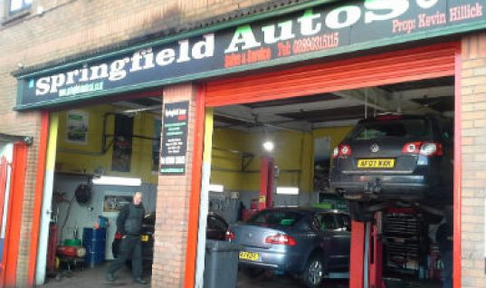 Car owners to vote for Garage of the Year