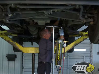 how to clean a diesel system in minutes garagewire. Black Bedroom Furniture Sets. Home Design Ideas