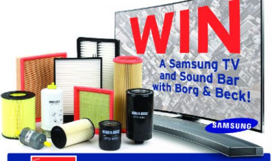 Win a £2,000 home entertainment system with Borg & Beck filters